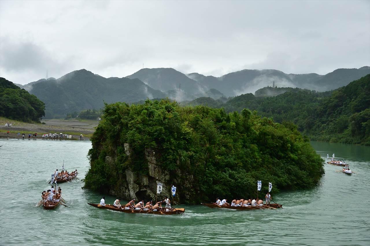 熊野速玉大社例大祭「御船祭」